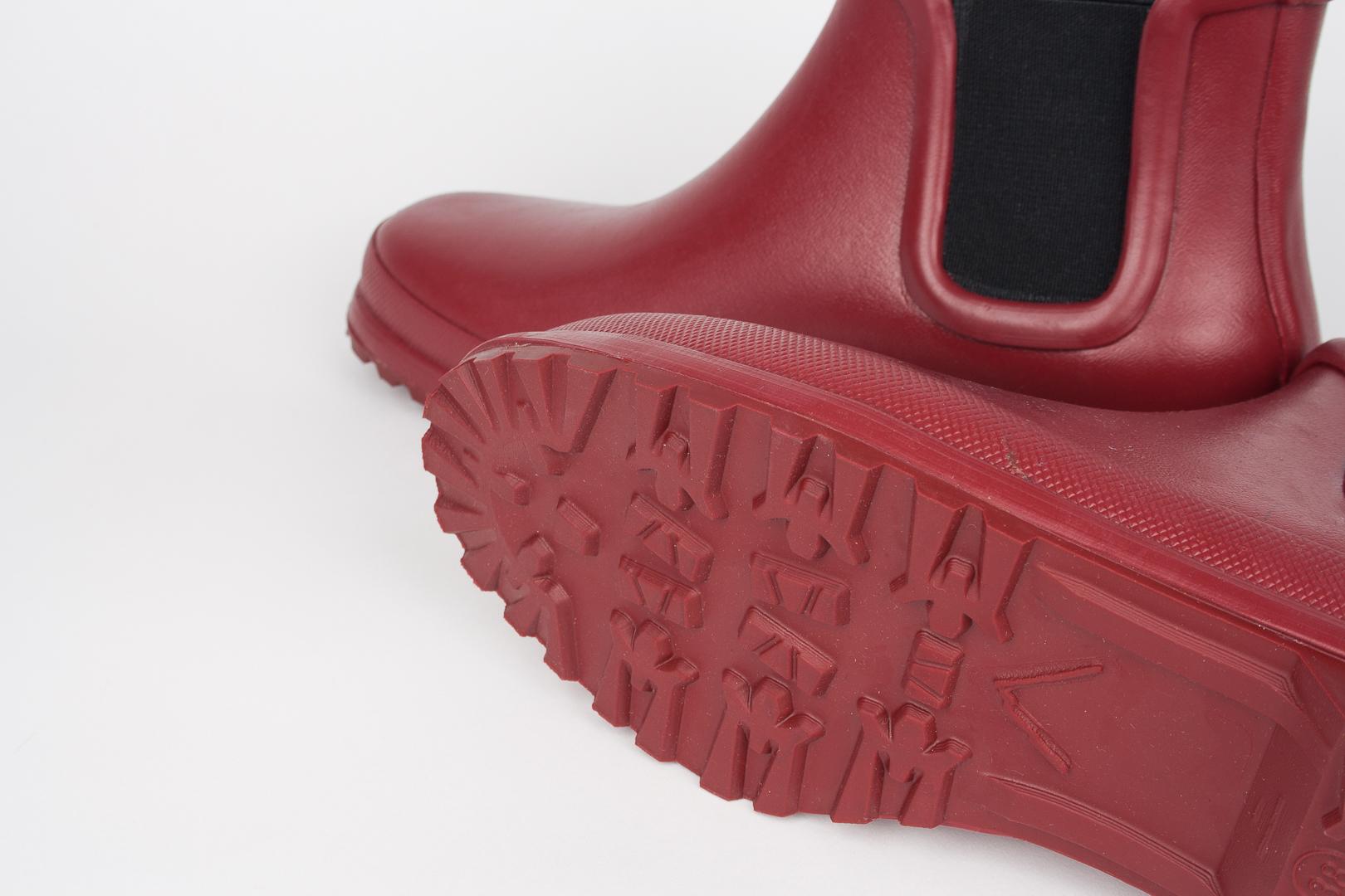 Chelsea rubber boot 317 BORDO