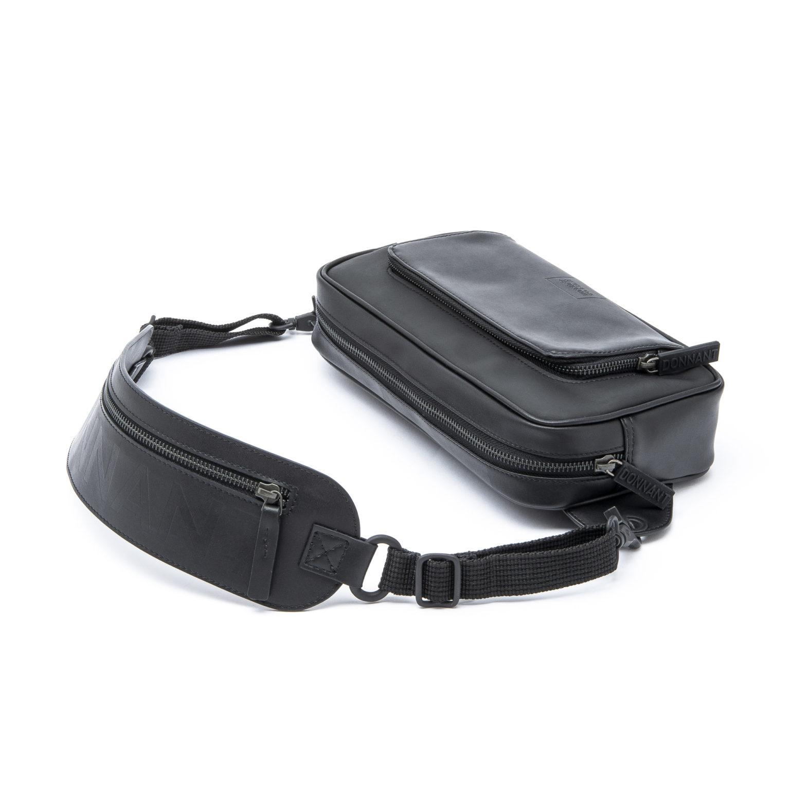 Camera Bum Bag Black