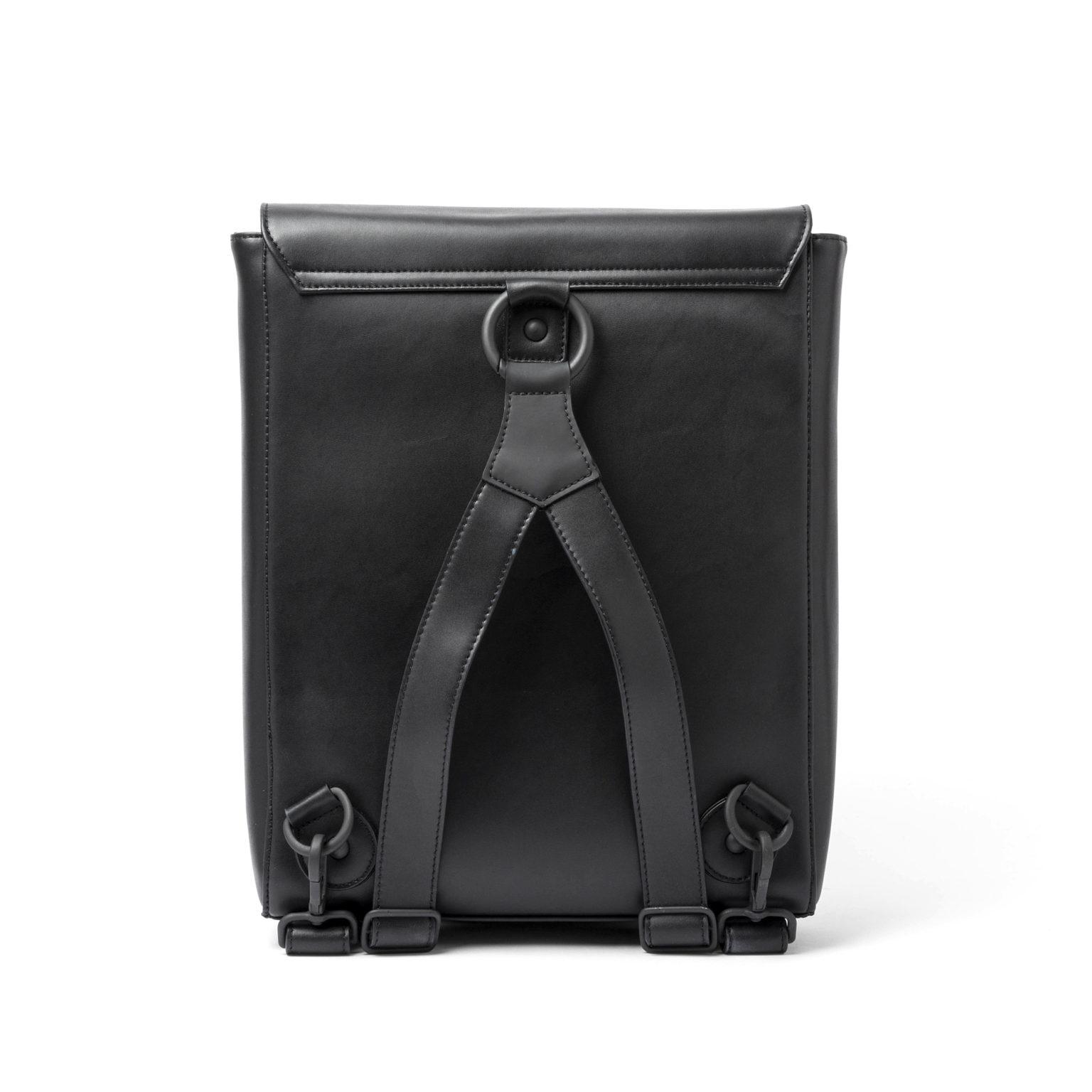 Suspenders Backpack Black